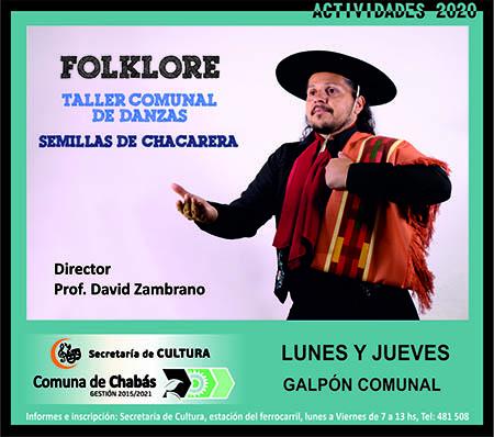 Folklore - Semillas de Chacarera