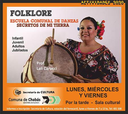 Secretos de Mi Tierra - Folklore