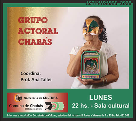 Grupo Actoral Chabás