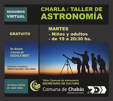 Astronomía Virtual