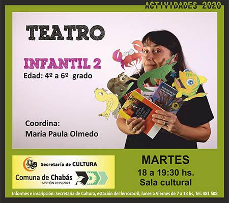 Teatro Infantil 2